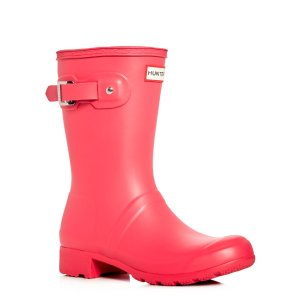 Hunter Women's Original Tour Packable Short Rain Boots | Bloomingdale's