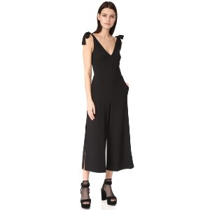 See by Chloe Bow Jumpsuit | 15% off first app purchase with code: 15FORYOU