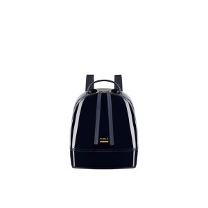 FURLA CANDY BACKPACK S NAVY b