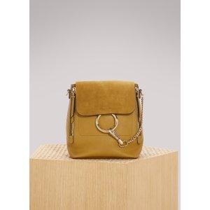 CHLOE - Mini Faye backpack