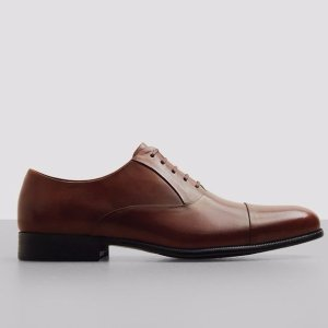 Chief Council Leather Oxford