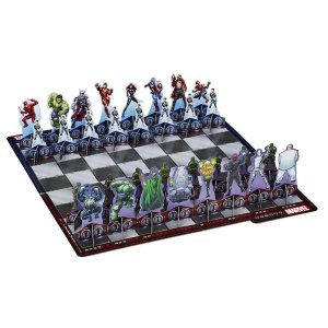 Marvel Chess Game | HasbroToyShop