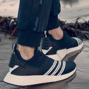 额外7折+无门槛包邮adidas Original 系列男士潮鞋热卖 最新款NMD EQT 都参加活动