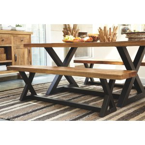 Wesling Dining Room Bench | Ashley Furniture HomeStore