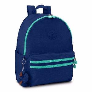 Bouree Backpack - Ink Blue | Kipling
