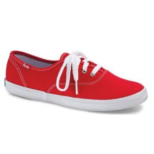 Womens Keds Champion Oxford Canvas Sneaker - FREE Shipping & Exchanges
