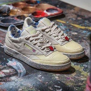 Reebok x Artists For Humanity Club C - Beige