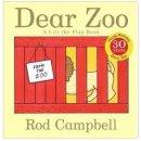 $2.9(原价$6.99)Dear Zoo亲爱的动物园硬页翻翻书