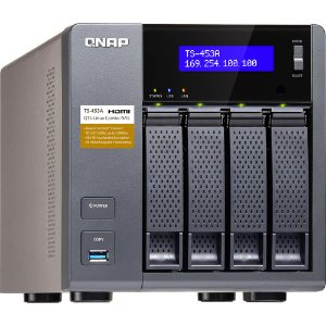 Save up to $120QNAP TS Series NAS Enclosure