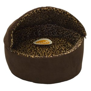 $17.99K&H Manufacturing Thermo-Kitty Bed Deluxe Hooded Cat Bed 4 Watts