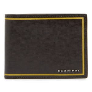 Burberry Laser Leather Wallet