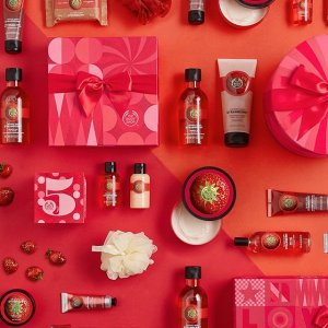 Buy 3 Get 3 Free + Up to $25 OffSitewide Sale @ The Body Shop