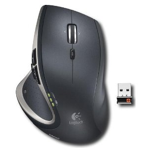 Logitech  Performance Mouse MX - Black