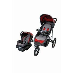 Eddie Bauer 01184CTAG 婴儿推车 + 安全座椅套装