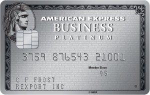 Welcome Offer: Earn up to 75,000 Membership Rewards® points. Terms Apply.The Business Platinum® Card from American Express OPEN