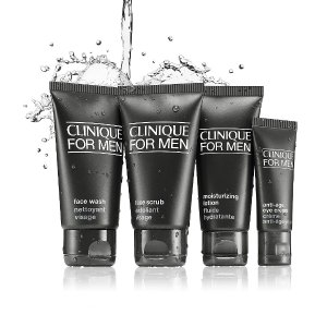 Clinique for Men Great Skin to Go Normal to Dry Kit | Dillards