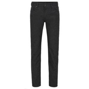 Stretch Cotton Jeans, Regular Fit | Maine