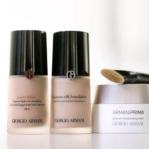 Dealmoon Exclusive! 20% offWith Any Foundation Purchase @ Giorgio Armani Beauty
