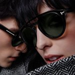 40% off+Extra $85 off TOM FORD Tyler Round Green Sunglasses Item No. FT0398 01N
