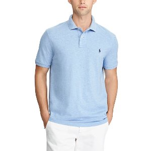 Classic Fit Featherweight Polo