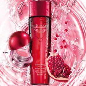 receive a free 7-pc giftwith $45 Nutritious purchase @ Estee Lauder
