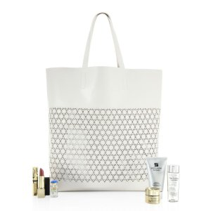 Up to 11pc GWP + Free Totewith Any $80 Estee Lauder Purchase @ Saks Fifth Avenue