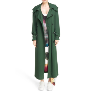 ACNE Studios Lucie Maxi Trench