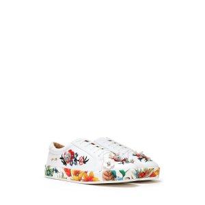 She Said Bloom Embellished Sneaker