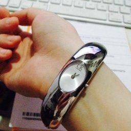$49Calvin Klein Women's Exquisite Watch K1Y22120