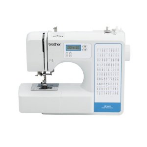 Brother 100-Stitch Computerized Sewing Machine CE1008 - Walmart.com