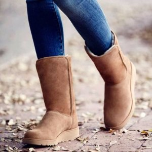 低至5.5折UGG 雪地靴热卖 尺码全