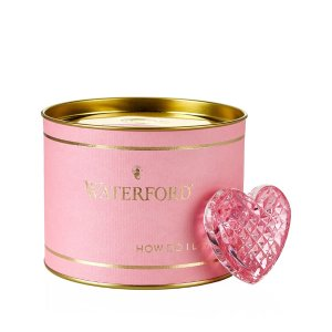 Waterford Heart Paperweight | Harrods.com