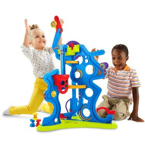 Spinnyos Giant Yo-ller Coaster | CMN78 | Fisher-Price