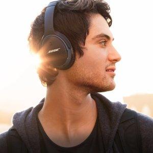 $179.95FACTORY RENEWED Bose SoundLink around-ear wireless headphones II
