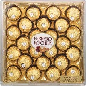 Ferrero Rocher Fine Hazelnut Chocolate Gift Box