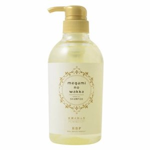 RBP Megami No Wakka Amino Oil Shampoo 500ml