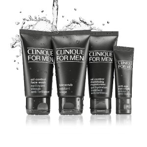 Clinique for Men Great Skin to Go Normal to Oily Kit | Dillards