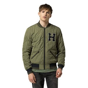 VARSITY QUILTED JACKET | Tommy Hilfiger