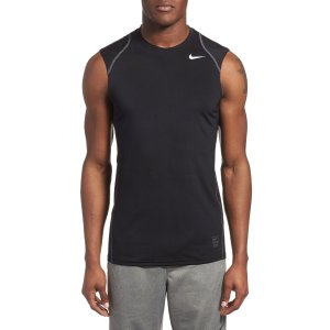 Nike 'Pro Cool Compression' Fitted Dri-FIT Tank