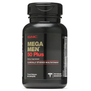 Mega Men® 50 Plus