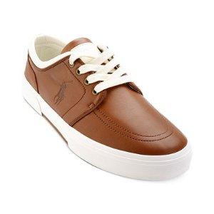 Polo Ralph Lauren 皮质休闲鞋