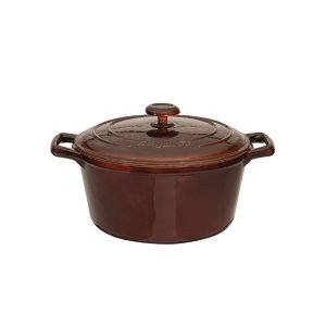 Neo Round 4QT Covered Dutch Oven by BergHOFF at Gilt