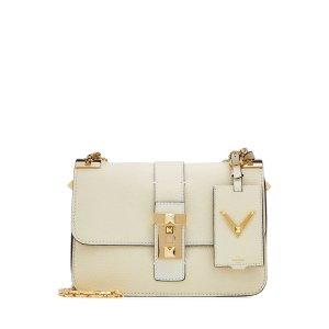 B Rockstud Leather Shoulder Bag - Valentino | WOMEN | US STYLEBOP.COM