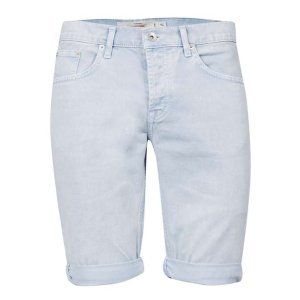 Light Blue Stretch Skinny Chino Shorts - View All Sale - Sale - TOPMAN USA