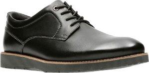 $54Clarks Folcroft Plain Oxford Men's Shoes Sale