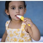 Baby Banana Bendable Training Toothbrush, Toddler