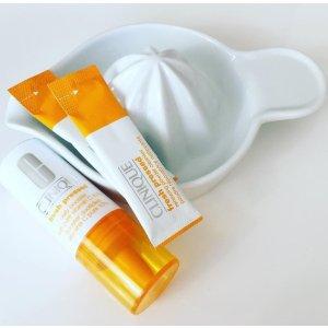 Clinique Fresh Pressed™ Renewing Powder Cleanser with Pure Vitamin C | Clinique