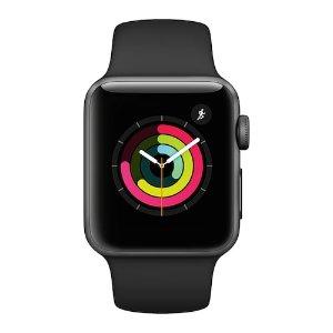 低至$279+送$50礼卡Apple Watch 2系列、3系列智能手表特卖