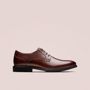 $37.49Bostonian Men's Bardwell Leather Dress Shoes (Various styles/colors) @ Clarks