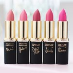 L'oreal Paris Cosmetics Colour Riche Collection Exclusive Lipstick